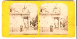 Cirque De L'Imperitrice Paris  Von 1900 (S033) - Stereo-Photographie