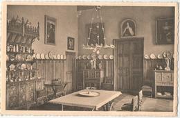 8Eb-220: Kasteel Van Loppem  Eetkamer ...  Nels - Zedelgem