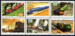 Australia 1993 Australian Trains Unmounted Mint. - 1990-99 Elizabeth II
