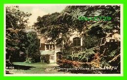 FRESHWATER, ISLE OF WIGHT - LORD TENNYSONS HOUSE - PUB. BY W. J. NIGH - - Iles De La Manche