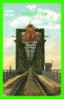 WOLGA, RUSSIE - LE PONT D'ALEXANDRE - E.G.S. I. S. - - Russie