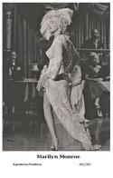 MARILYN MONROE - Film Star Pin Up PHOTO Postcard - 201-787 Publisher Swiftsure Postcards 2000 - Artistes