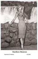 MARILYN MONROE - Film Star Pin Up PHOTO Postcard - 201-805 Publisher Swiftsure Postcards 2000 - Artistes