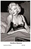 MARILYN MONROE - Film Star Pin Up PHOTO Postcard - 201-786 Publisher Swiftsure Postcards 2000 - Artistes