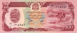 Afganistán - Afghanistan 100 Afghanis 1979 Pick 58a.1 UNC - Afghanistán