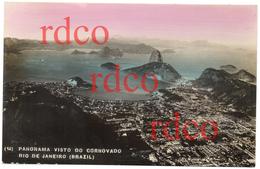 BRASIL Rio De Janeiro, Panorama Visto Do Corcovado; Brazil - Rio De Janeiro