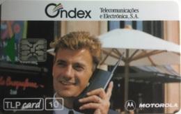 TLP L : LP74 10u Motorola           P9.1 MINT - Portugal