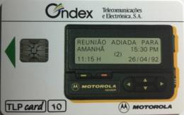 TLP L : LP75 10u Motorola           P10.1 MINT - Portogallo