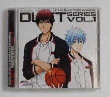 CD : The Basketball Wich Kuroko Plays Character Songs Vol.1 ( LACM-4981 Lantis 2012 ) - Soundtracks, Film Music
