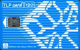 TLP L : LP58 (SI6) TLP'120' SI-5    01.92 USED - Portogallo