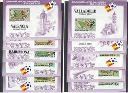 ESPANA 1982 WC Football MNH - Fußball-Weltmeisterschaft