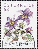 AUSTRIA ÖSTERREICH 2015 Treuebonusmarke Kuhschelle 2014 USED/O/GESTEMPELT - 1945-.... 2. Republik