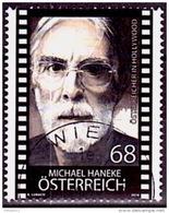 Austria Österreich 2016 Österreicher In Hollywood (VIII) Michael Haneke   USED / O / GESTEMPELT - 1945-.... 2. Republik