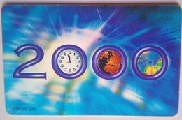 CI$10 Millennium - Kaaimaneilanden