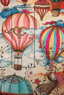 BRAZIL 2018 - Ballon (hot Air), Festival, Ballooning. MNH - Transports