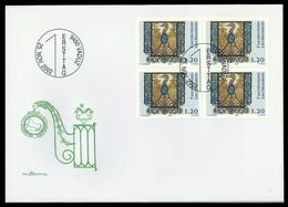 2002, Liechtenstein, 1307-09, FDC - Liechtenstein