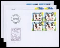 2003, Liechtenstein, 1336-38, FDC - Liechtenstein