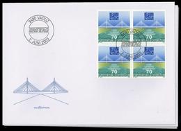2003, Liechtenstein, 1321 U.a., FDC - Liechtenstein