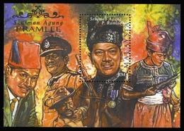1999, Malaysia, Block 28, ** - Malaysia (1964-...)
