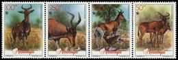 1991, Mocambique, 1231-34, ** - Mosambik