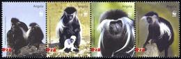 2004, Angola, 1745-48, ** - Angola