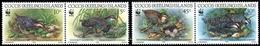 1992, Kokos Inseln, 267-70, ** - Islas Cocos (Keeling)