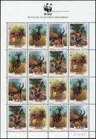 1991, Mocambique, 1231-34 KB ZD, ** - Mosambik
