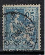 FRANCE      N° YVERT  :    114   ( 4 )           OBLITERE - France