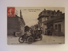 Divonne Les Bains - Place Des Bains - Divonne Les Bains