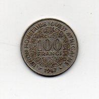 Africa Dell' Ovest - 1967 - 100 Franchi - (Vedi Foto) - (MW1818) - Monete