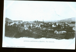 LONS LE SAUNIER     EN    1898     JLM - Lons Le Saunier