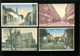 Beau Lot De 60 Cartes Postales D' Allemagne Deutschland     Mooi Lot Van 60 Postkaarten Van Duitsland - 60 Scans - Ansichtskarten
