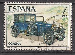 Spanien  (1977)  Mi.Nr.  2298  Gest. / Used  (3ab16) - 1931-Heute: 2. Rep. - ... Juan Carlos I