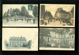 Beau Lot De 20 Cartes Postales De France Somme  Abbeville    Mooi Lot Van 20 Postkaarten Van Frankrijk ( 80 ) - 20 Scans - Cartes Postales
