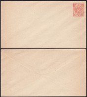 Austria 1882 - 5Kr. Bosnia And Herzegovina. Postal Stationery Envelope, Adler MiNr. U1. - Postwaardestukken