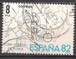 Spanien  (1980)  Mi.Nr.  2462  Gest. / Used  (3ab28) - 1931-Heute: 2. Rep. - ... Juan Carlos I