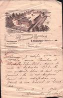 Document PENSIONNAT GOMBERT à FOURNES 1930 - Diploma & School Reports