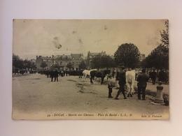 Douai - Marché Aux Chevaux - Place Du Barlet - Douai