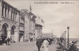 Long Beach Baths, Esplanade  Long Beach - Long Island