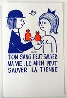 CPA --- Carte Postale Don De Sang - Dessin PEYNET - Ansichtskarten