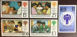 Mauritius 1979 Year Of The Child MNH - Maurice (1968-...)