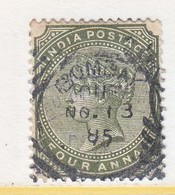 BRITISH  INDIA  42   (o)   Wmk.. STAR - 1882-1901 Empire