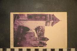 CP, 46, Cahors- Entrée Du Pont Valentré (côté Ouest)--- Meyzenc- N°2 - Cahors