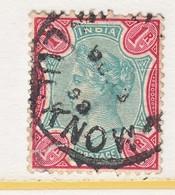 BRITISH  INDIA  49   (o)   Wmk.. STAR - India (...-1947)