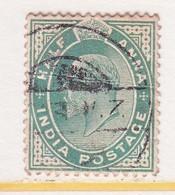 BRITISH  INDIA  61  (o)   EDWARD  VII   Wmk.. STAR - India (...-1947)