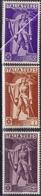 DO 6504 ITALIË  SCHARNIER  YVERT NRS LP 18/20 ZIE SCAN - 1900-44 Victor Emmanuel III