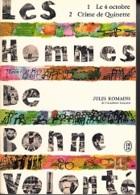 Jules Romains -Des Hommes De Bonne Volonté Vol I - Books, Magazines, Comics