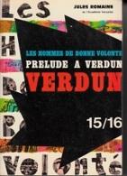 Jules Romains -Des Hommes De Bonne Volonté Vol VIII - Books, Magazines, Comics
