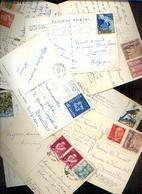 ESPAGNE – Lot De 40 Cartes Postales Ayant Circulé Portant Un Timbre Thématique - Non Classificati