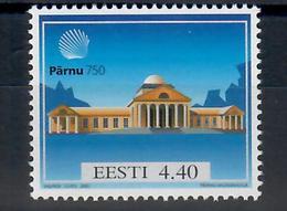 ESTONIA 2001 - 750° ANNIVERSARIO DI PARNU - MNH ** - Estonia